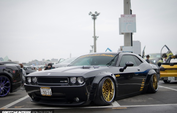 Picture Dodge, SRT8, Challenger, speedhunters, Liberty Walk, Works