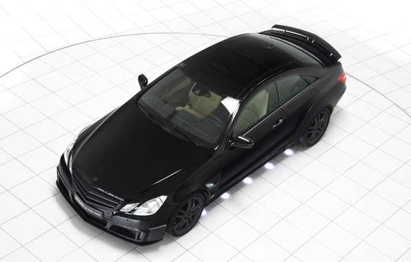 Picture Roof, BRABUS, Coupe, V12