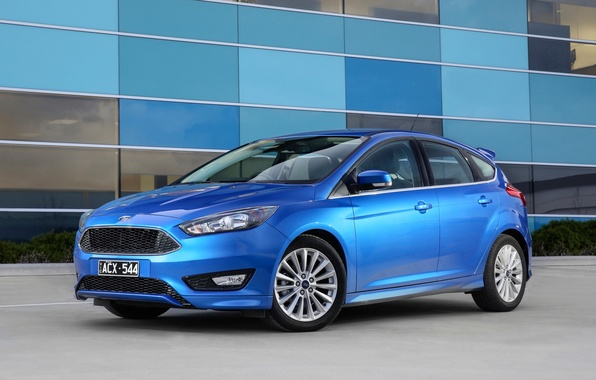 Picture blue, Ford, focus, Focus, Ford, 2015