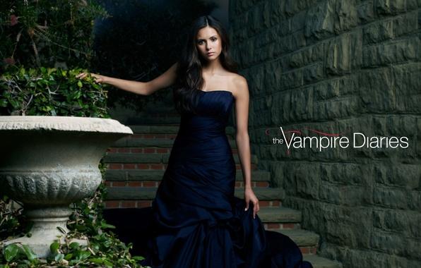 Picture actress, the vampire diaries, Nina Dobrev
