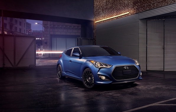 Picture Hyundai, Turbo, US-spec, Veloster, Veloster HD, 2015, Hyundai