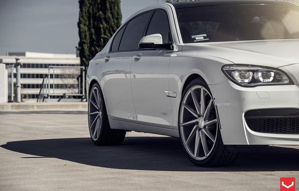 Picture BMW, BMW, 7 Series, Vossen, CVT Wheels
