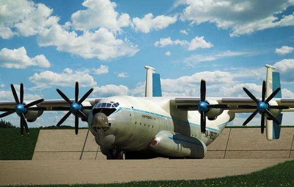 Picture the plane, military, Cargo, Soviet, transport, Antonov, heavy, turboprop, cargo, Antonov, Antey, An-22, An-22, Antaeus, …