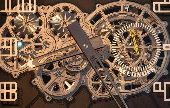 Picture arrows, watch, mechanism, Switzerland, dial, TALISMAN