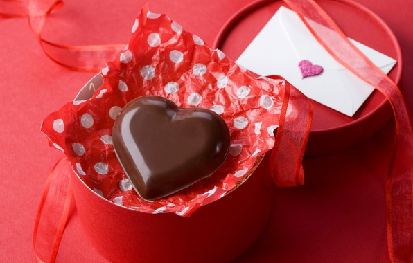 Picture love, holiday, heart, chocolate, candy, red, love, i love you, heart, chocolate, holiday, candy