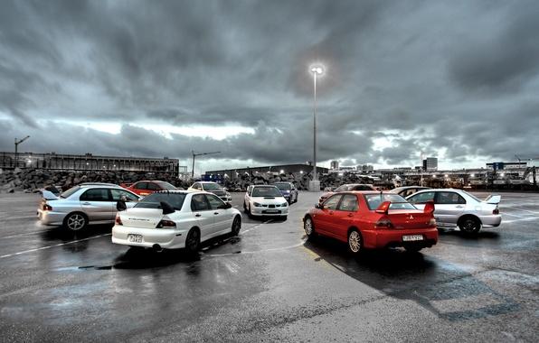Picture cars, Dodge, cartoon