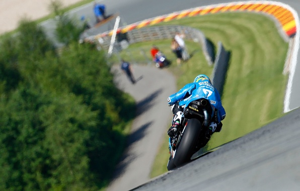 Picture Road, Sport, Speed, Turn, Motorcycle, Racer, MotoGP