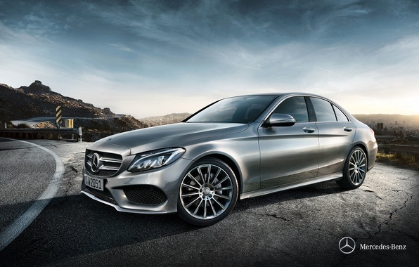 Picture Mercedes-Benz, sedan, Mercedes, Sedan, 2014, C-class, W205
