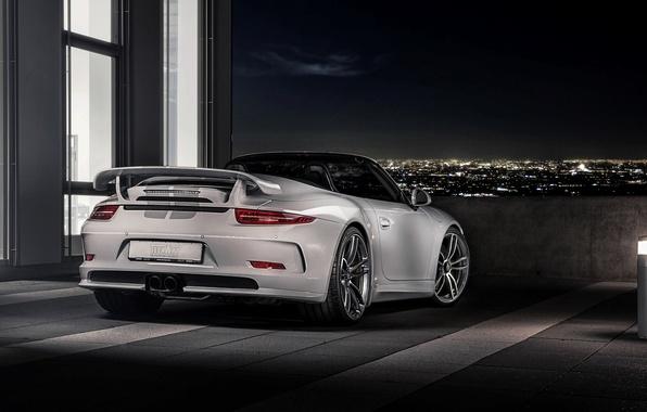 Picture 911, Porsche, Porsche, Carrera, GTS, Cabriolet, 991, TechArt, 2015