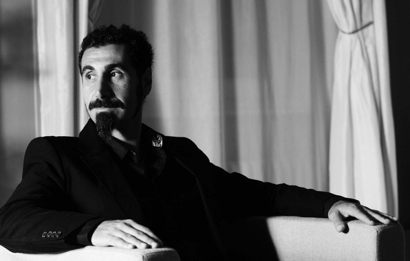 Picture musician, Serj Tankian, S.O.A.D