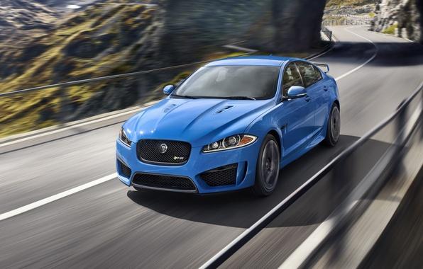 Picture car, Jaguar, xfr-s