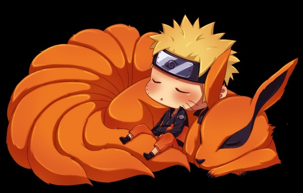 Picture naruto, fox, anime, ninja, manga, shinobi, kyuubi, Uzumaki naruto, naruto shippuden, uzumaki, kurama, kurama no …