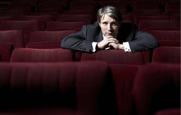 Wallpaper Mood, Actor, Mads Mikkelsen, Photoshoot Images
