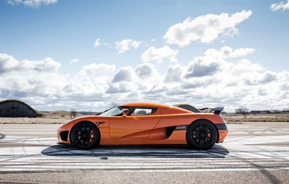 Picture supercar, orange, koenigseg, Koenigsegg ccx products