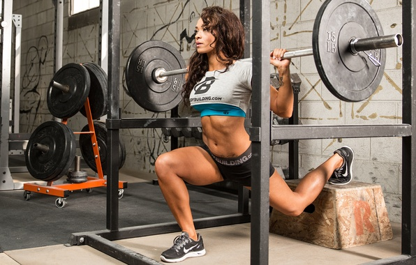 Picture legs, woman, workout, fitness, hard work