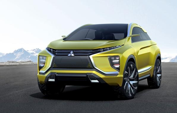Picture Concept, the concept, Mitsubishi, Mitsubishi, 2015