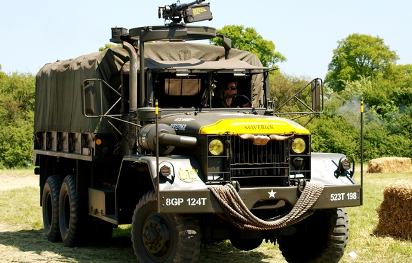 Picture car, American, Truck, cargo, four-wheel drive, Cargo, wheel formula 6×6, the five-ton, 5 ton, M939, …