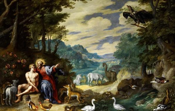 wallpaper picture mythology jan brueghel  younger
