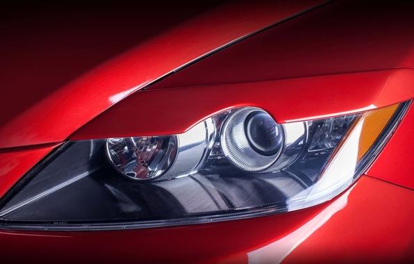 Picture xenon, headlight, blur, Mazda, Mazda, red, bokeh, macro., crossover, left, front, TSKH-7, CX-7, midsize