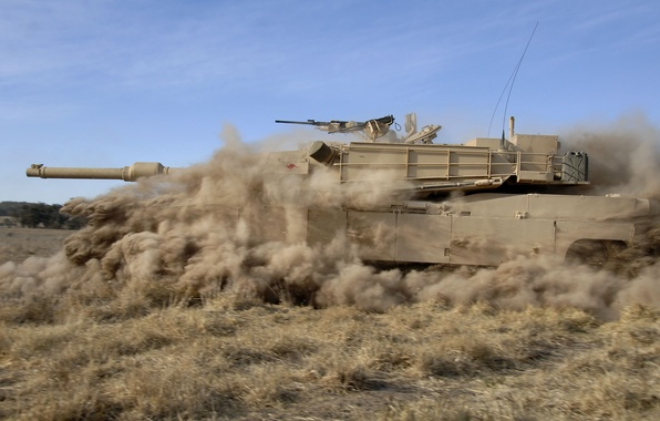 Picture tank, usa, abrams, military equipment
