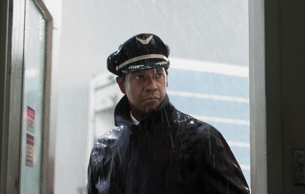 Picture captain, Flight, Denzel Washington, Denzel Washington, The crew, Whip Whitaker