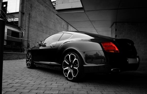 Picture machine, bentley, Bentley, gts
