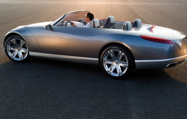 Picture concept, Renault, convertible