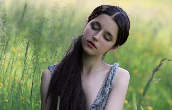 Picture girl, fantasy, makeup, art, Agnieszka Lorek, Dessi