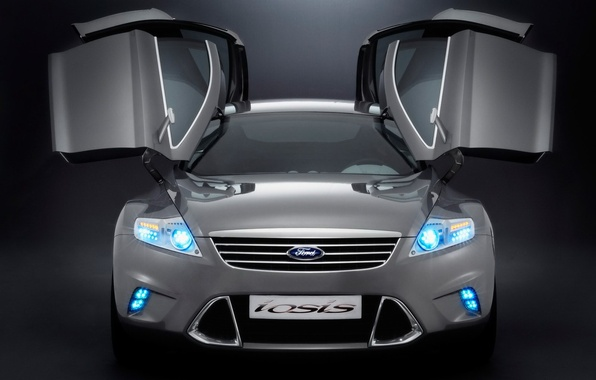 Picture Ford, Xenon, door