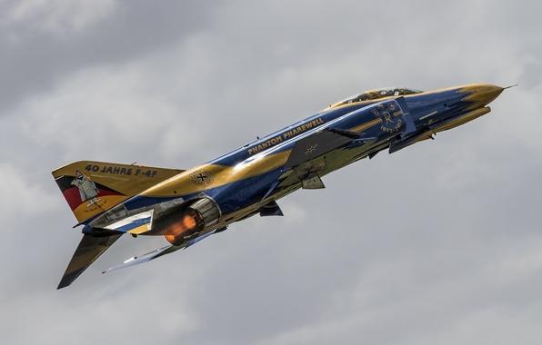 Picture flight, Phantom II, McDonnell Douglas, F-4F