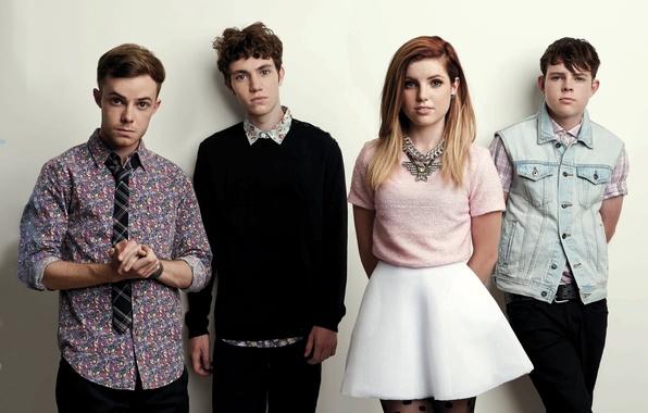 Wallpaper Hit, Cool Kids, Echosmith, Alternative Indie Pop