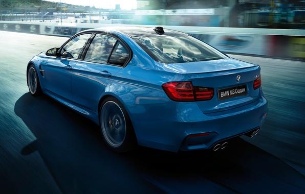 Picture BMW, BMW, sedan, 2015, F80