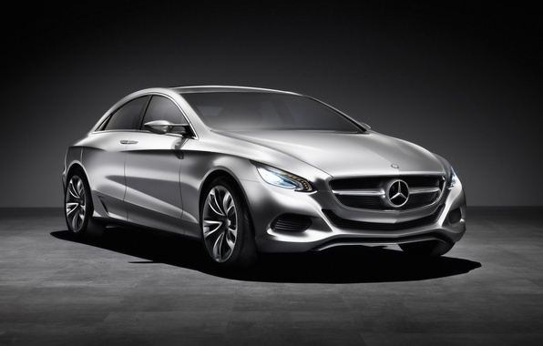 Picture Mercedes-Benz, the concept, metallic, F800