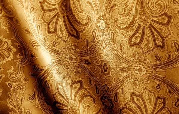 Picture patterns, texture, fabric, ornament, brown