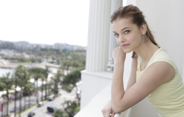 Picture look, girl, face, sexy, background, model, sexy, beauty, Victoria's Secret Angels, Barbara Palvin, Barbara Palvin