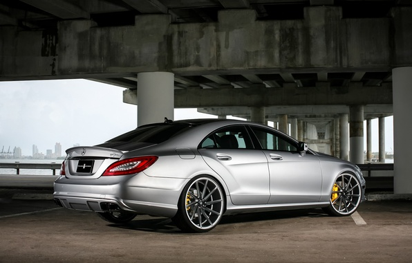 Picture CLS, Tuning, Mercedes