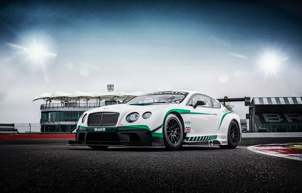 Picture Bentley, Continental, GT3, Bentley, continental