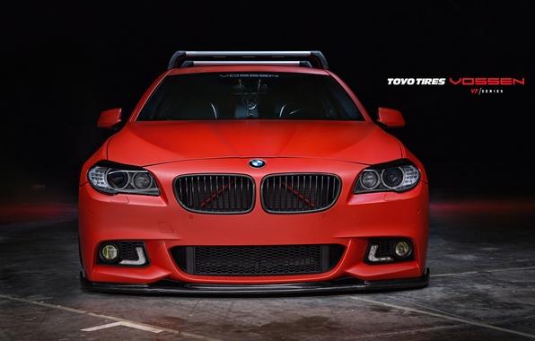 Picture Auto, BMW, Machine, optics, before, Auto, Vossen, Wheels