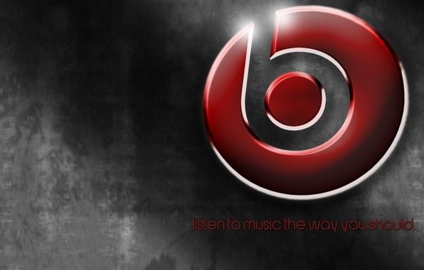 Picture headphones, dre, beats