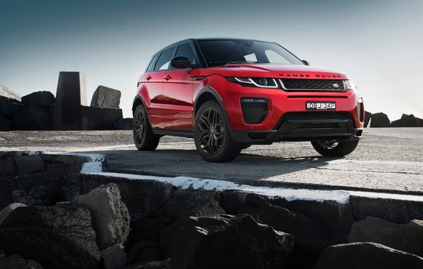 Photo wallpaper Evoque, land Rover, range Rover, Land Rover, Range Rover, Ewok