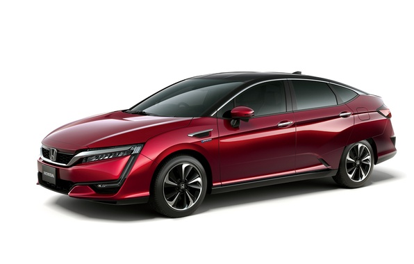 Photo wallpaper Concept, the concept, Honda, Honda, 2015, FCV