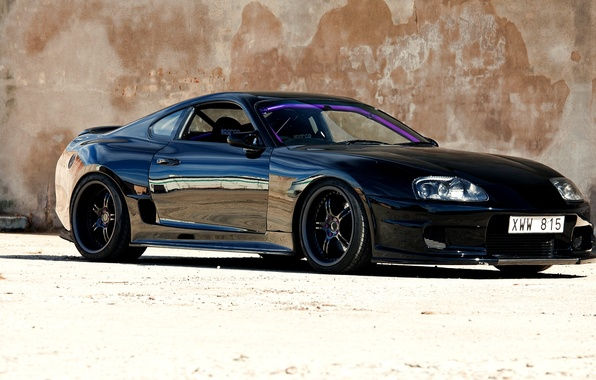 Picture Machine, Tuning, Black, Japan, Toyota, Car, Car, Black, Supra, Wallpapers, Tuning, Toyota, Supra, JDM, Wallpaper, …