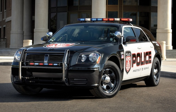 Picture Police, Dodge, Flashers