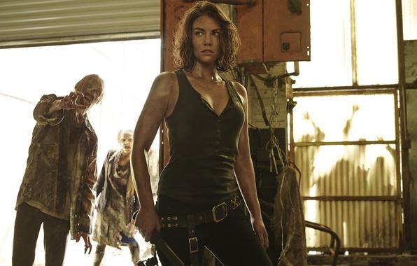 Picture The Walking Dead, The walking dead, Lauren Cohan, Maggie Greene, Lauren Cohan