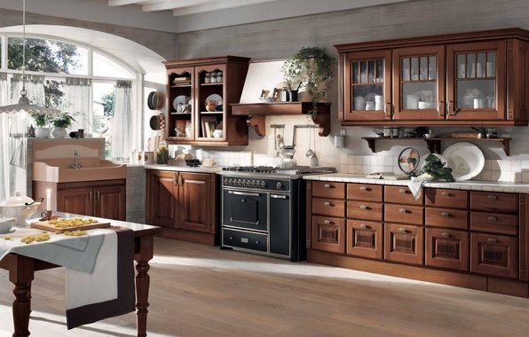 Picture design, house, style, room, interior, kitchen