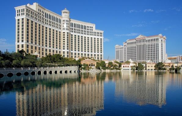 Picture Water, Las Vegas, Bellagio