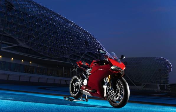 Picture motorcycle, sportbike, Ducati, Superbike, Ducati 1199 Panigale