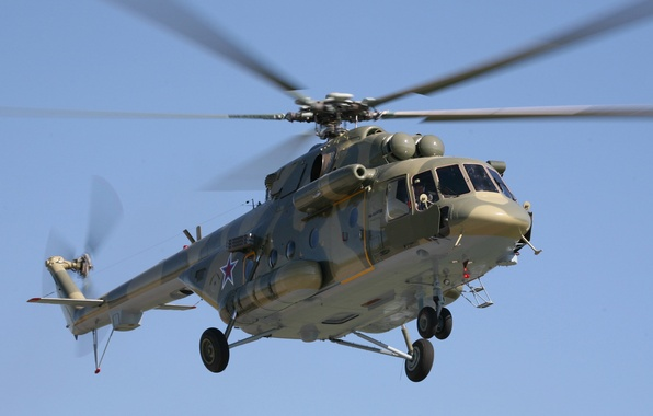 Picture Helicopter, Mi-8, Mile, AMTSH