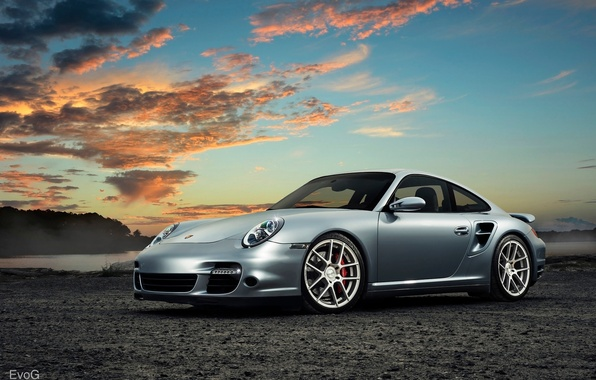 Picture Porsche 911 Turbo, EvoG Photography, Evano Gucciardo, Avant Garde Wheels