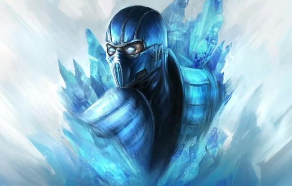 Picture game, Mortal Kombat, Sub-Zero, Sub-zero, h1fey